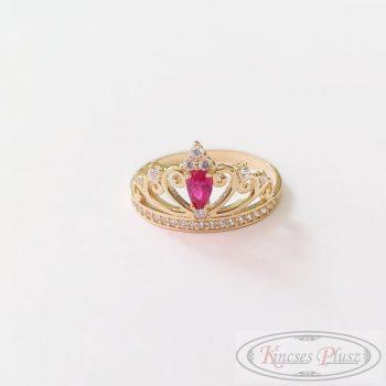 Arany gyűrű korona 59
