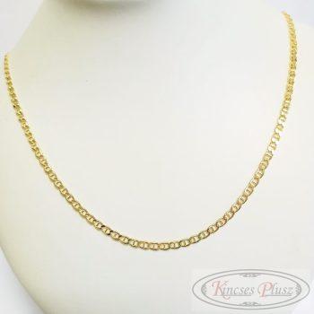 Arany lánc gucci 55cm