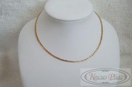Arany gyerek nyaklánc 36 cm