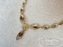 Arany nyakék 46 cm hosszú