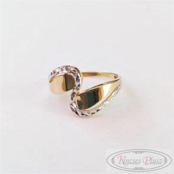 Arany gyűrű 56,5