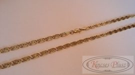 arany nyaklánc charles fazon 45 cm hosszú