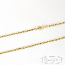 Arany nyaklánc 45cm-es