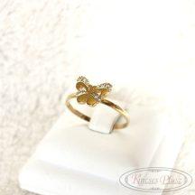 Arany gyűrű 55'