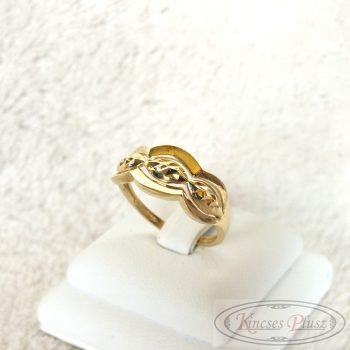 Arany gyűrű 54-es