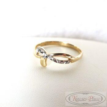 Arany gyűrű 56-os