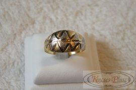 Arany gyűrű 58-as méret
