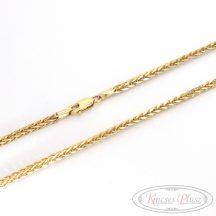 Arany nyaklánc 55 cm-es