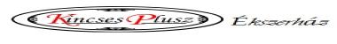 Kincses Plusz Ékszerház logó